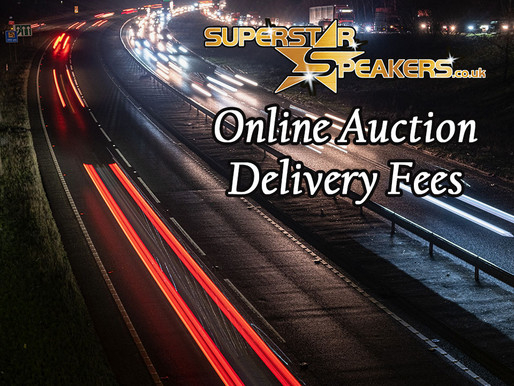 Online Auction Delivery Charges