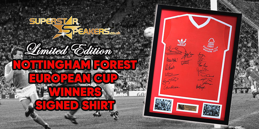 Nottingham Forest European Championship