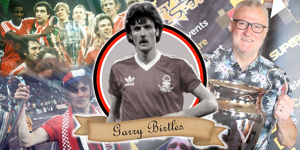 Garry Birtles Nottingham Forest