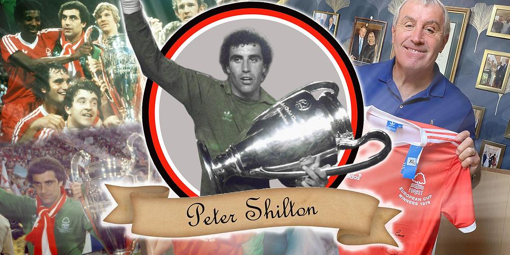 Peter Shilton Nottingham Forest