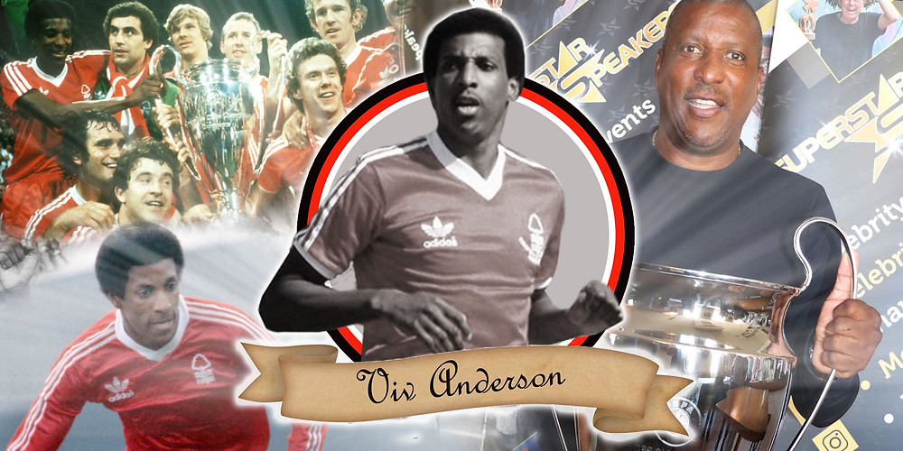 Viv Anderson Nottingham Forest