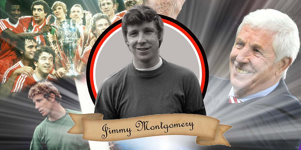 Jimmy Montgomary Nottingham Forest