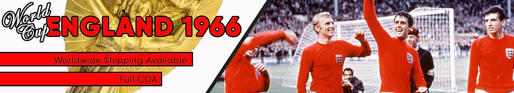 England team of 1966