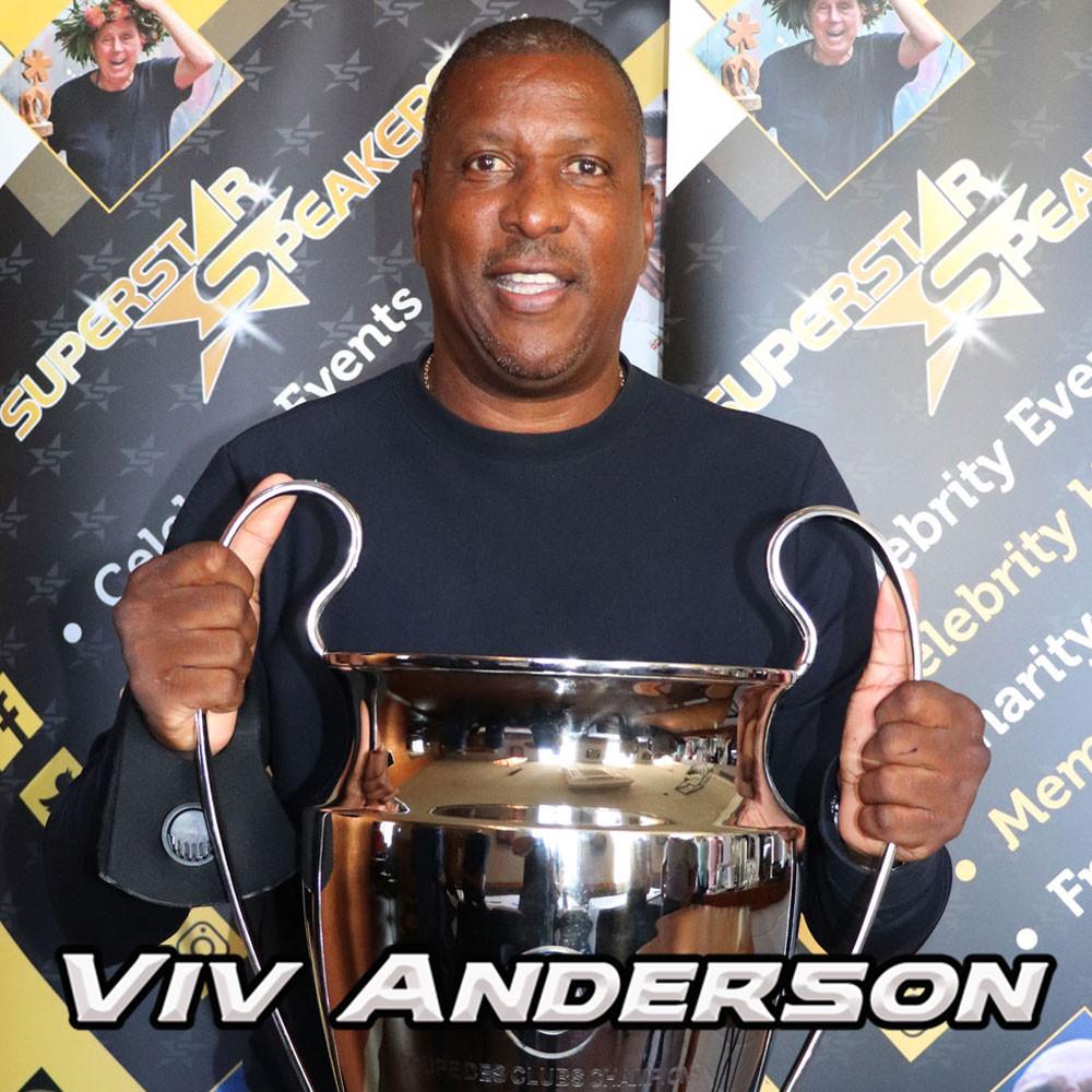 Nottingham Forest Viv Anderson