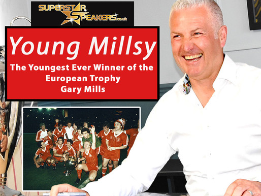 Gary Mills. The Youngest Ever European Cup Winner