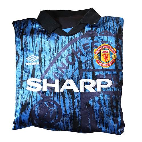 Manchester United 1992 - 1993 Away Shirt Cushion