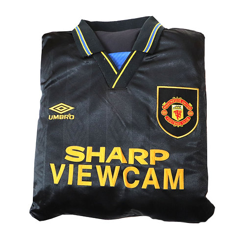 Manchester United 1993 - 1995 Away Shirt Cushion