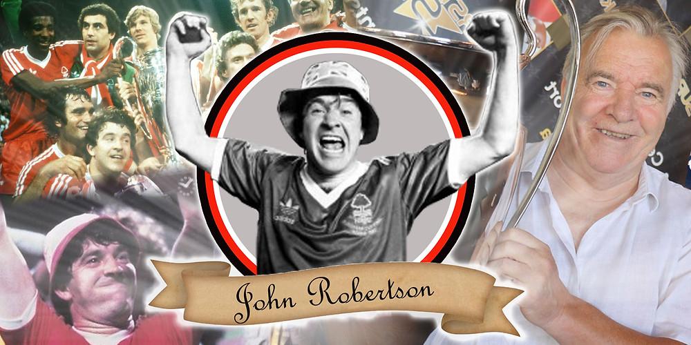 John Robertson Nottingham Forest