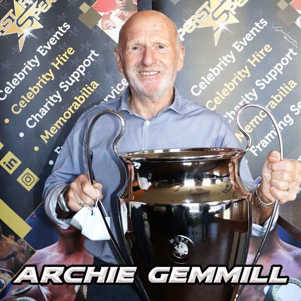 Nottingham Forest Archie Gemmill