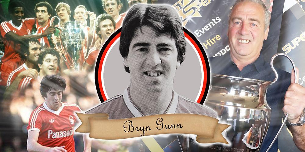 Bryn Gunn Nottingham Forest