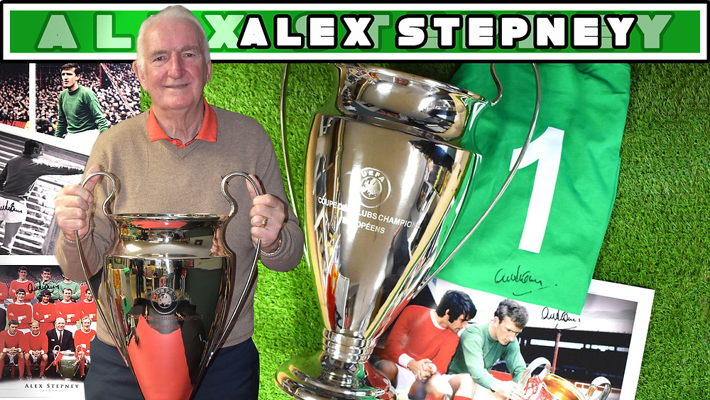 alex stepney signed