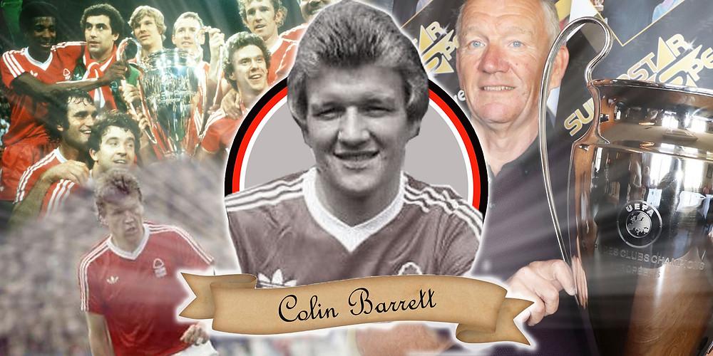 Colin Barrett Nottingham Forest