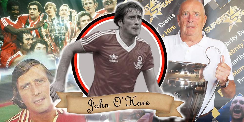 John O'Hare Nottingham Forest