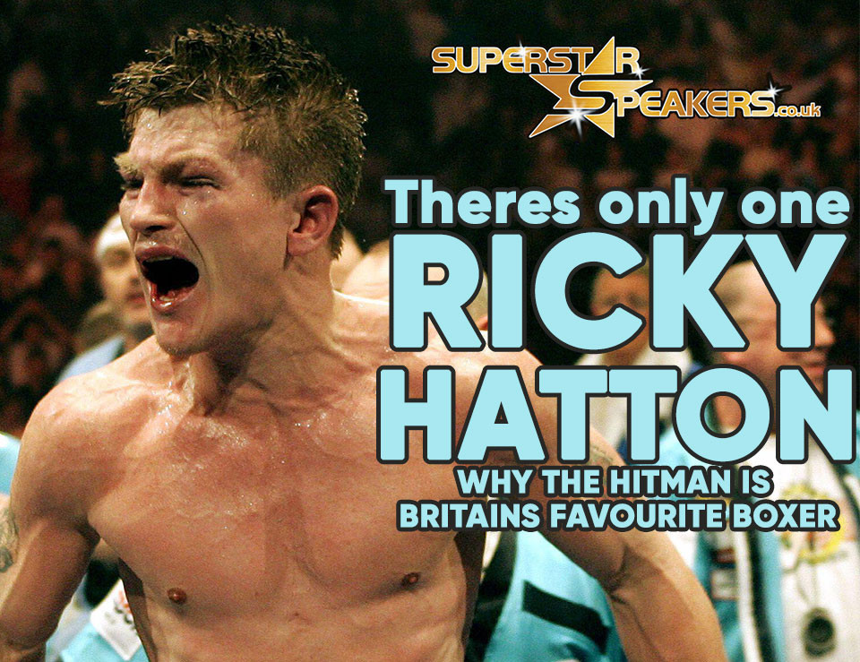 There's only one Ricky Hatton