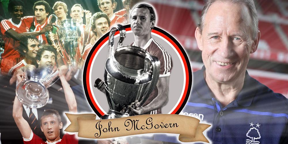 John McGovern Nottingham Forest