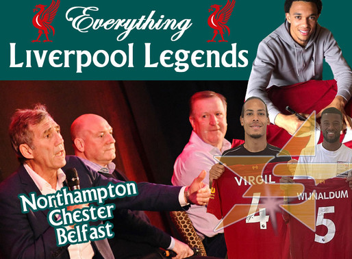 All Liverpool fc News from Superstar Speakers