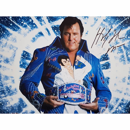 WWE Wrestling Honky Tonk Man Signed Picture