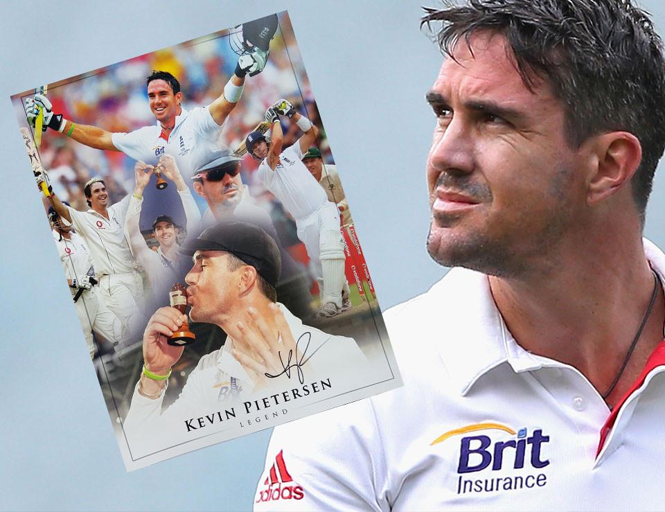England Cricket Kevin Pietersen