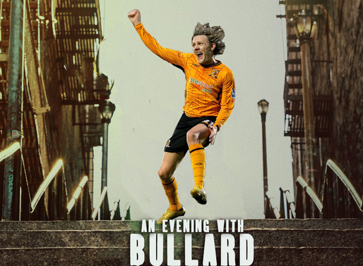 Jimmy Bullard. Live and Unleashed