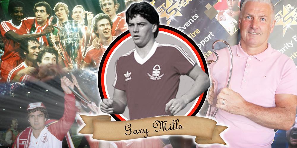 Gary Mills Nottingham Forest