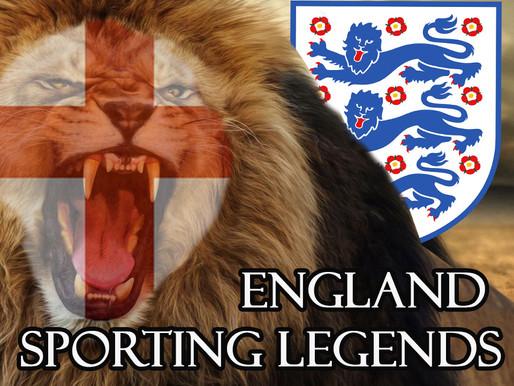 England Icons Memorabilia
