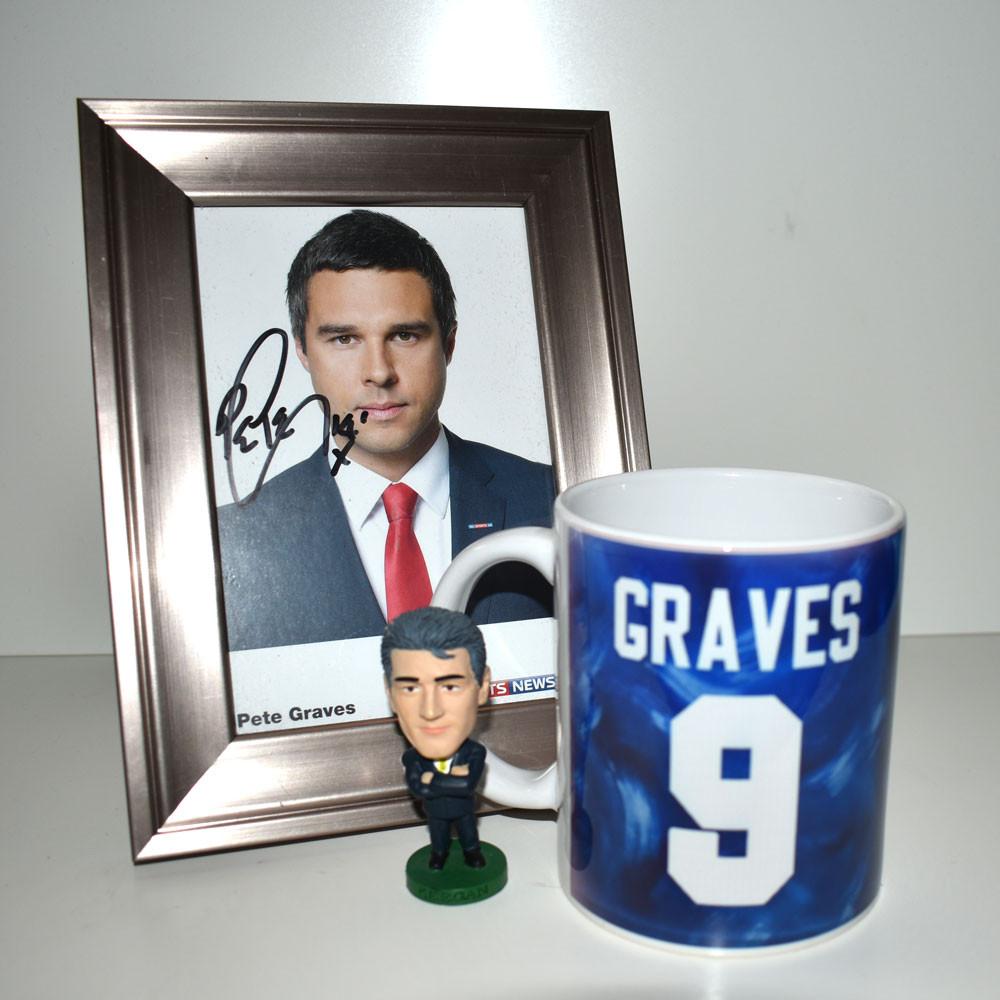 Football Shirt Mug Pete Graves