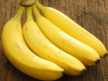 Croquez la banane pour avoir la banane  !
