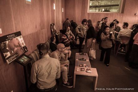 TORSO Film Installation - Outfest LGBTQI+ Film Festival Los Angeles 2014