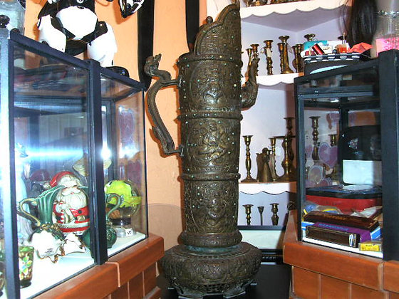 Tibetan Ceremony Ewer