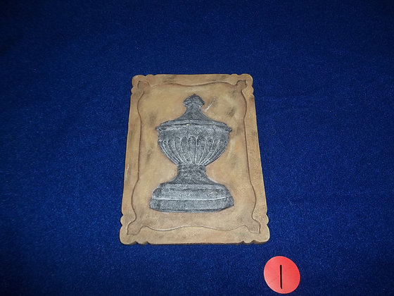 Decorative Urn Plaques
