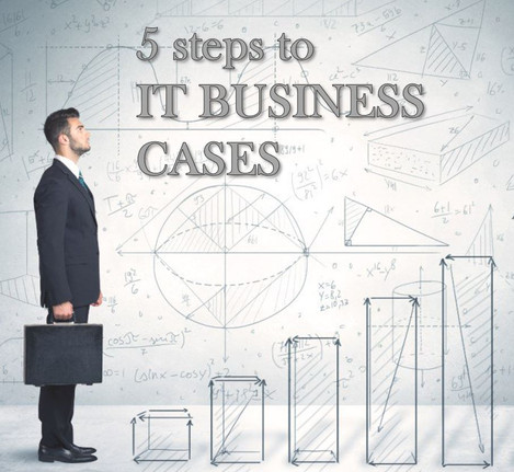 5 Steps to Creating a Business Case for IT Investments