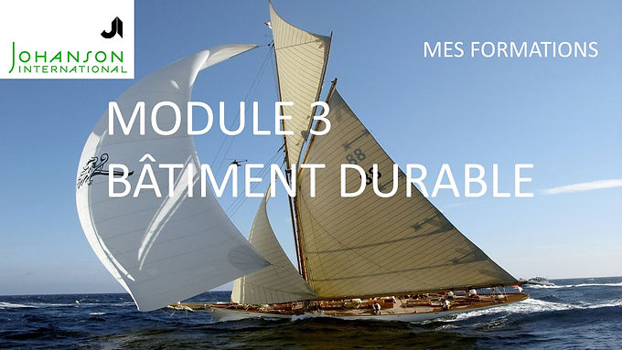 Module 3 BATIMENT DURABLE