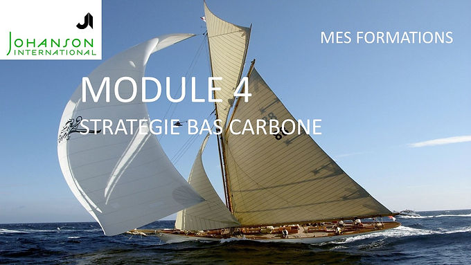 Module 4 STRATEGIE BAS CARBONE