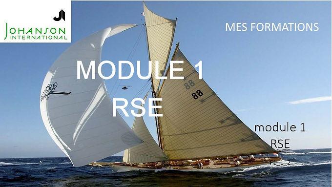 module 1  RSE