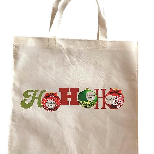 customise HoHoHoWoven Bag