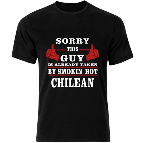 Sorry guys smokin' hot t-shirt