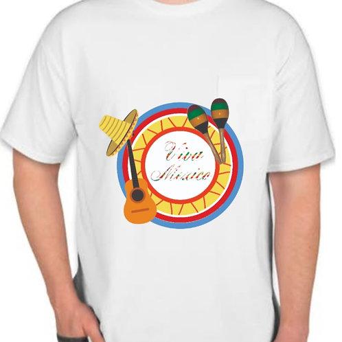 T-shirt Viva Mexico