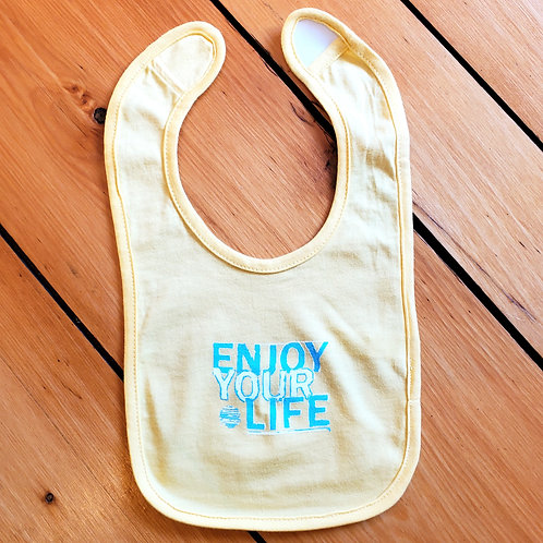 Infant Bib | Foundation | Yellow