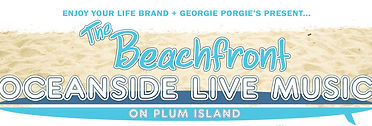The Beach Front - Live Music Template -