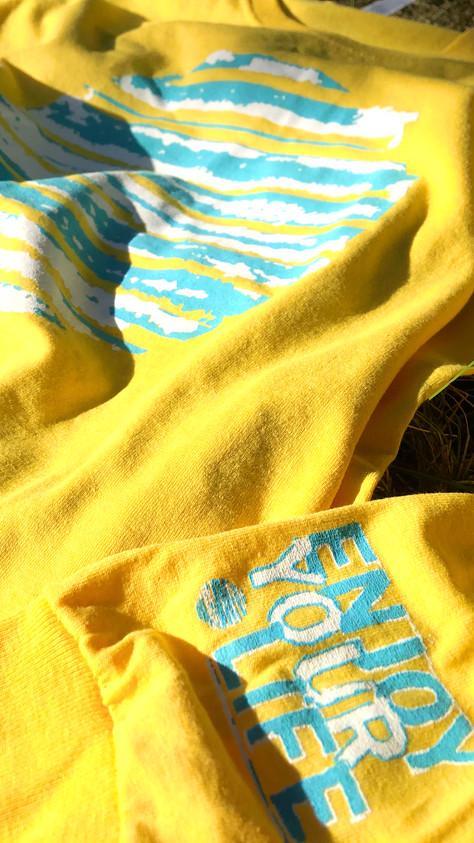 Unisex - Sun Out - Long Sleeve T