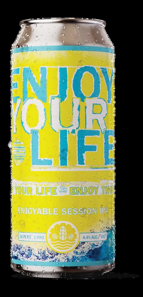 Enjoy Your Life Brand x Riverwalk Brewin