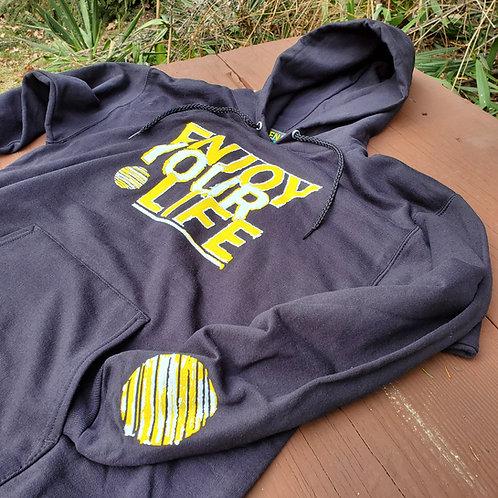 Adult | Hooded Sweatshirt | Foundation | Black