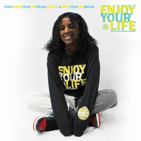 144 Enjoy Your Life - Promo Image - Zion