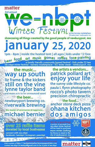 Evolvement Music - we nbpt winter 2020 -