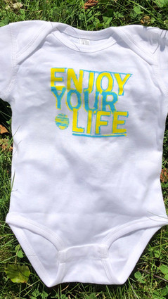 ENJOY YOUR LIFE IN THIS ONESIE!
