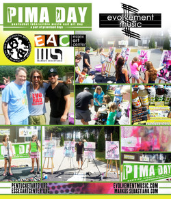 Evolvement Music - PIMA Day 2015 Post Event Promo Pic