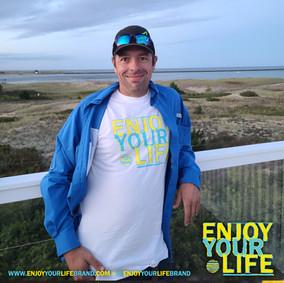 132 Enjoy Your Life - Promo Image - Dan