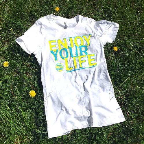 Womens T-Shirt | Foundation | White