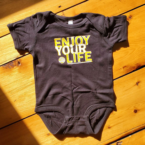 Infant Onesie | Foundation | Black