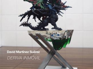Deriva Inmóvil (una charla con) David Martínez Suárez. 29/03/19